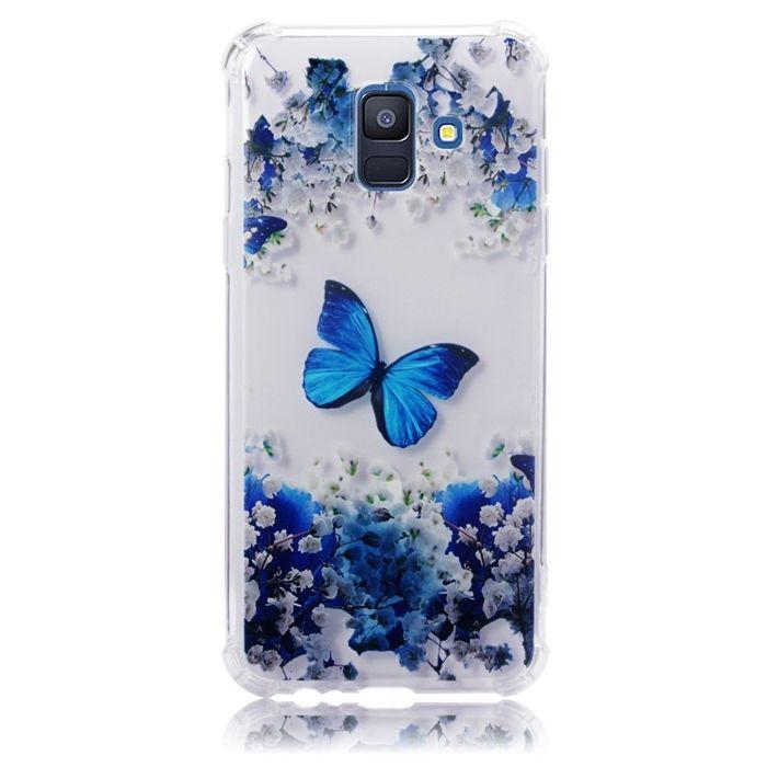 etui motyl i kwiat
