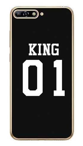 Etui Dla Par King 01 Na Huawei Y6 2018 Etui Z Nadrukiem Huawei Y6 2018 Huawei Y6 2018 29 90 Zl