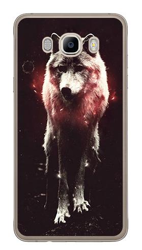 etui wilk w nocy
