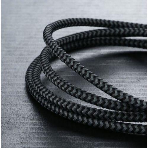 BENKS AMBER MFI LIGHTNING kabel USB 180CM BLACK