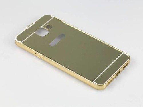 BUMPER MIRROR Samsung Galaxy J5 (2016)  czarny