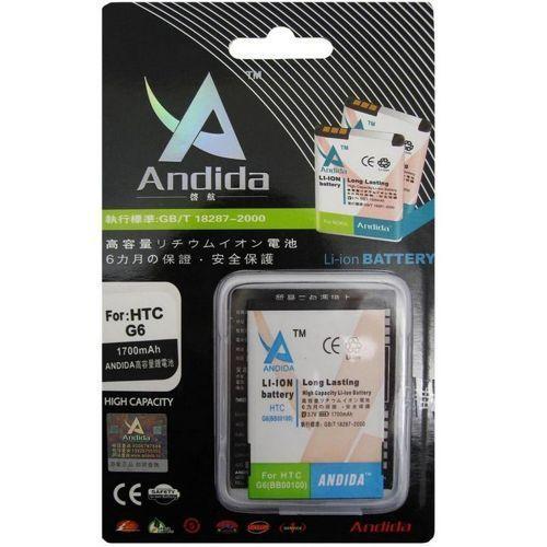 Bateria Andida LG Swift GT540 GW820 400N 1800mAh