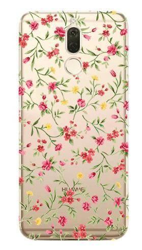 Boho Case Huawei Mate 10 Lite malutkie kwiatuszki