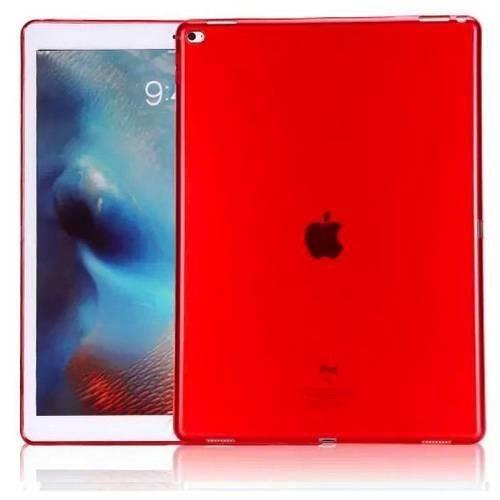 """CLEAR iPad PRO 12.9"""" czerwony"""