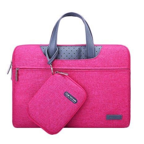 Cartinoe Lamando torba na laptopa Laptop 12'' czerwony