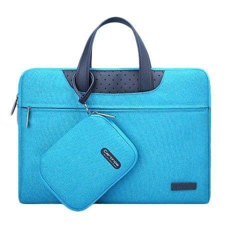 Cartinoe Lamando torba na laptopa Laptop 15,6'' niebieski