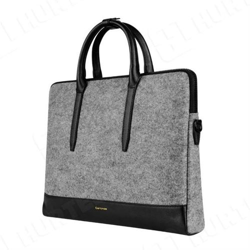 Cartinoe torba na laptopa Prevalent Series (Plus) 13,3 cala szara