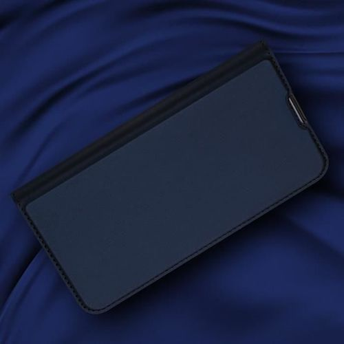 DUX DUCIS Skin Pro etui pokrowiec z klapką Asus Zenfone 6 ZS630KL czarny