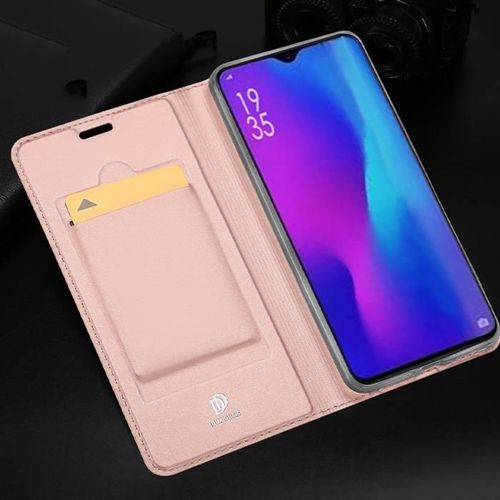 DUX DUCIS Skin Pro kabura etui pokrowiec z klapką Huawei P30 Pro różowy