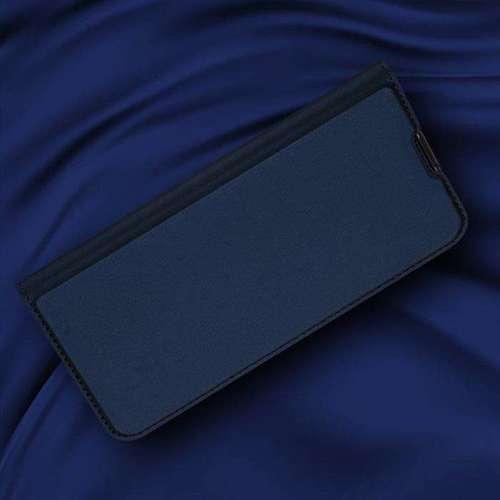 DUX DUCIS Skin Pro kabura etui pokrowiec z klapką Samsung Galaxy S20 Plus czarny