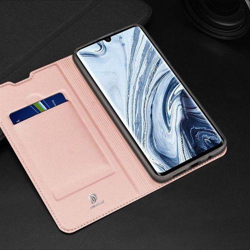 DUX DUCIS Skin Pro kabura etui pokrowiec z klapką Xiaomi Mi Note 10 / Mi Note 10 Pro / Mi CC9 Pro niebieski