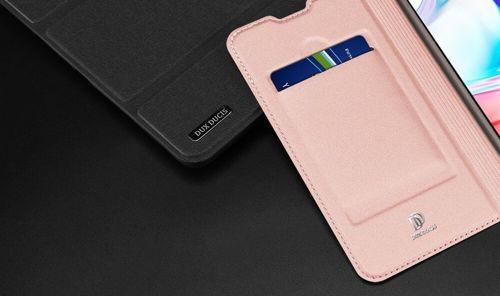 DUX DUCIS Skin Pro kabura etui pokrowiec z klapką Xiaomi Redmi 8 czarny