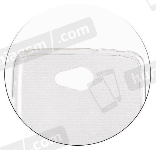 ETUI SLIM CASE HUAWEI P8 LITE 2017 TRANSPARENTNE