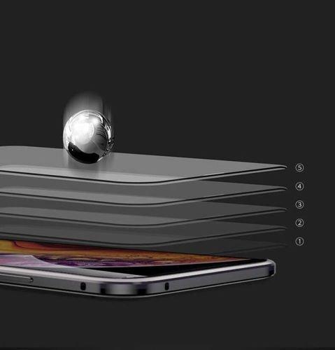 Etui 360 FULL GLASS MAGNETIC Samsung Galaxy A40 czarny