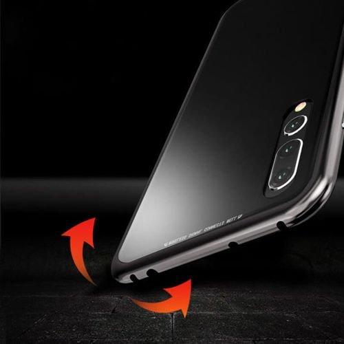 Etui 360 MAGNETIC Xiaomi Redmi 8 czarny
