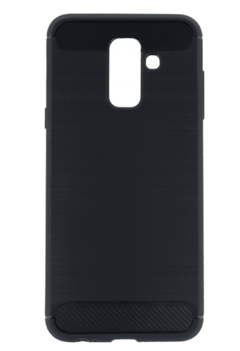 Etui Carbon SAMSUNG A6+ granatowe