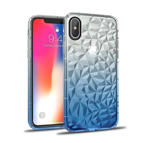 Etui Diamond Ombre IPHONE 11 PRO niebieskie