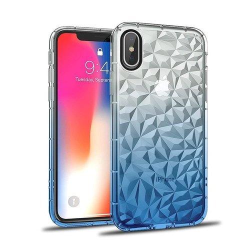 Etui Diamond Ombre IPHONE 6 niebieskie