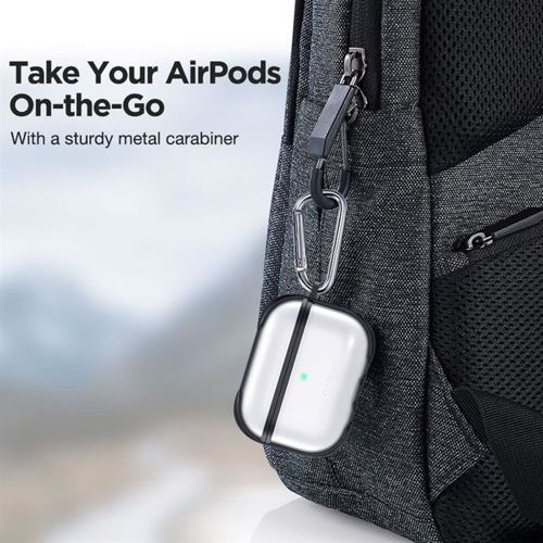 Etui ESR HYBRID AIRPODS PRO DARK GREEN