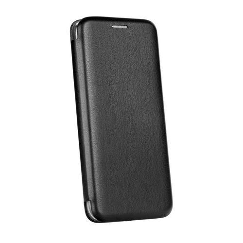 Etui Flip Elegance SAMSUNG J6 2018 czarne magnetyczne