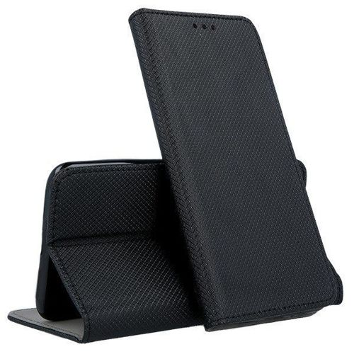 Etui Flip Magnet HUAWEI HONOR 8X czarne