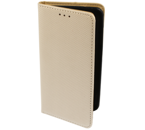 Etui Flip Magnet SAMSUNG G530 GRAND PRIME złoty