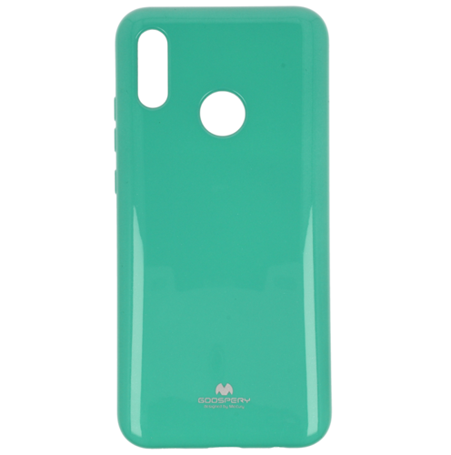 Etui Jelly Mercury HUAWEI P SMART 2019 miętowe