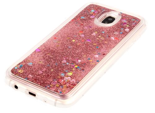 Etui Liquid Samsung Galaxy A50 różowe