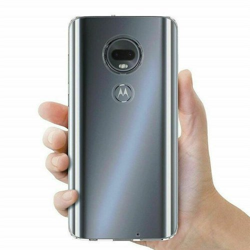 Etui MOTOROLA MOTO G7 POWER Back Żel transparentne
