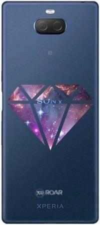 Etui ROAR JELLY diament galaxy na Sony Xperia 10