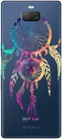 Etui ROAR JELLY łapacz snów galaxy na Sony Xperia 10