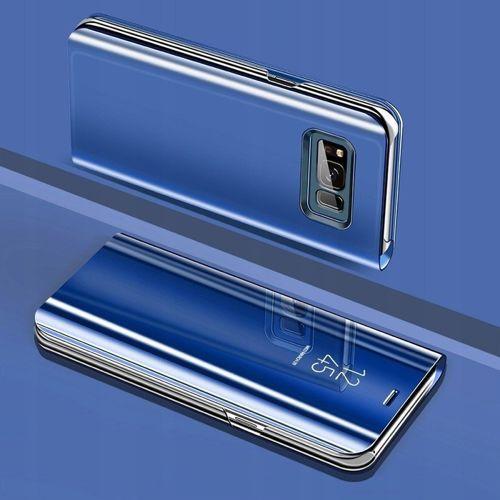 Etui Samsung Galaxy S10E Clear View Cover niebieskie