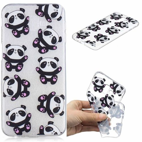 Etui Slim Art SAMSUNG J6+ J6 PLUS urocza panda