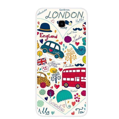 Etui Slim Art Samsung Galaxy J4+ J4 PLUS element Londynu