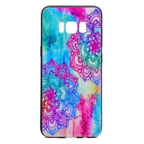 Etui Slim Art Samsung Galaxy S8 kolorowa henna latos