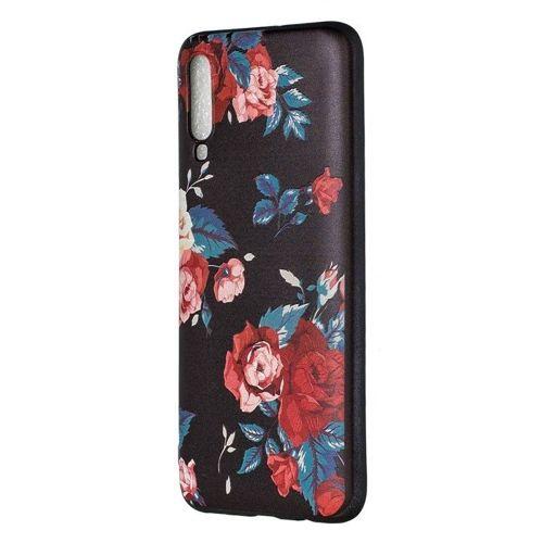 Etui Slim Case Art Samsung Galaxy A70 róże