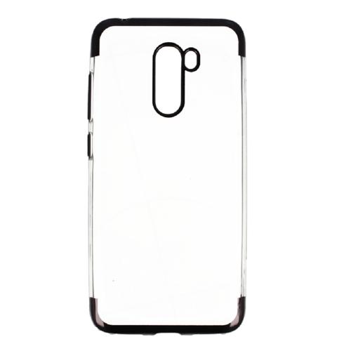 Etui Slim Case Elegance Xiaomi Pocophone F1 czarne