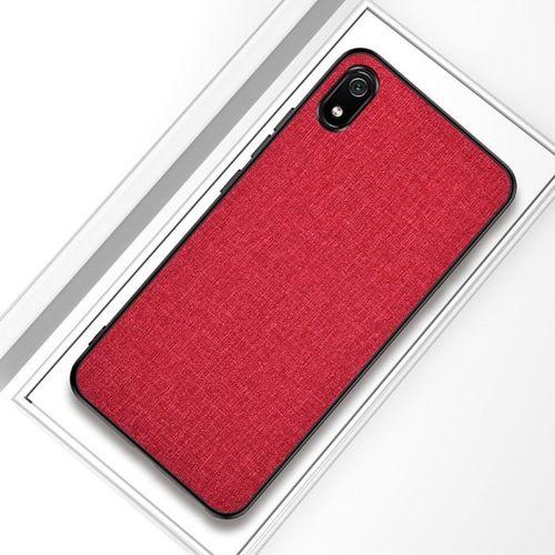 Etui Slim case Art Matt XIAOMI REDMI 7A czerwone