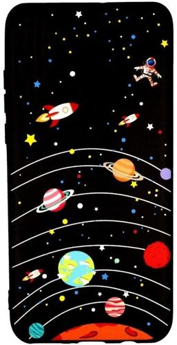 Etui Slim case Art SAMSUNG GALAXY S8 planeta