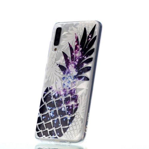 Etui Slim case Art Samsung Galaxy A70 ananas
