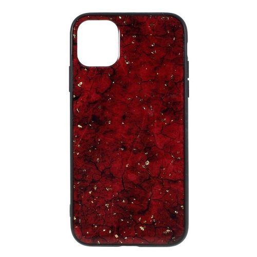 Etui Slim case Art Wzory IPHONE 11 PRO czerwone
