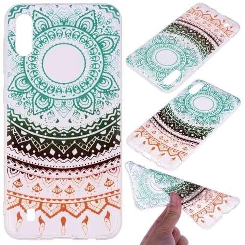 Etui Slim case Art wzory Samsung Galaxy A10 kolorowe mandala