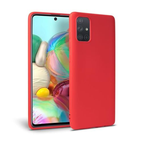 Etui TECH-PROTECT ICON Samsung Galaxy A51 RED