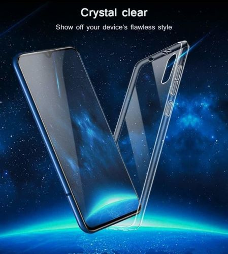 Etui XIAOMI MI A3 Jelly Case Mercury transparentne