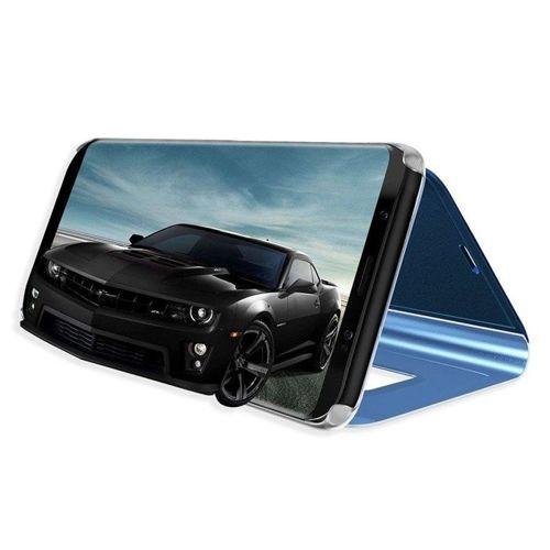 Etui XIAOMI MI9T MI 9T z klapką Clear View Cover czarne
