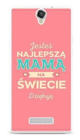 Etui dla mamy najlepsza mama na MyPhone Cube