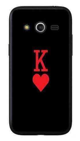 Etui dla par King karta na Samsung Galaxy Core LTE