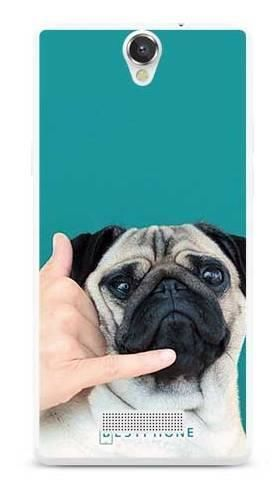 Etui mops call me na MyPhone Cube