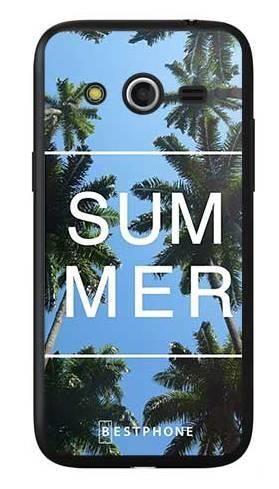 Etui palmy summer na Samsung Galaxy Core LTE