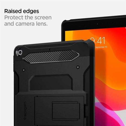 Etui pancerne SPIGEN TOUGH ARMOR TECH IPAD 10.2 2019/2020 BLACK